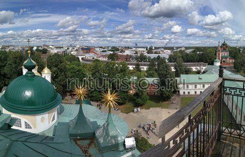 Достопримечательности в Ярославле которые можно посмотреть за 1 день