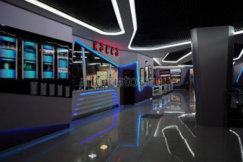 Кинотеатр в Южном Пассаже